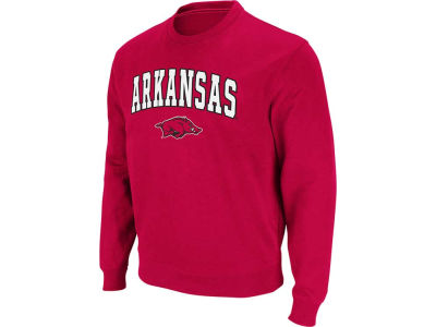 Arkansas Razorbacks NCAA Arch Logo Crew