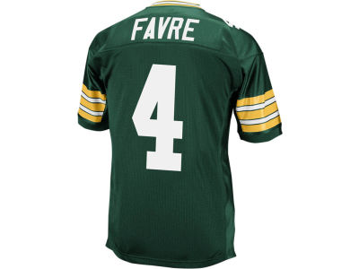 Green Bay Packers Brett Favre Reebok NFL Authentic Player Jersey