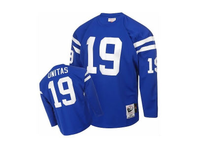 Baltimore Colts Johnny Unitas Reebok NFL Authentic Player Jersey