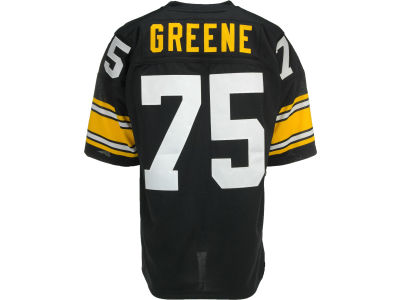 Pittsburgh Steelers Joe Greene Reebok NFL Authentic Player Jersey