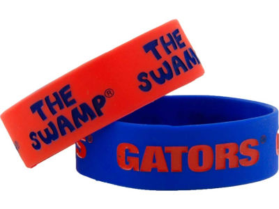 Florida Gators 2-pack Wide Bracelet
