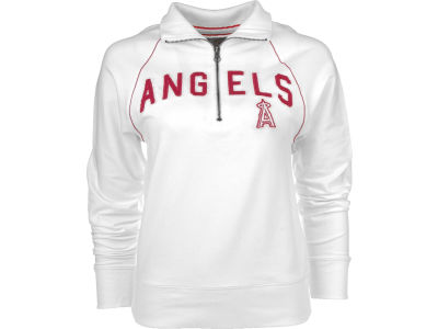 Los Angeles Angels '47 MLB Women's Stretch Blitz Pullover