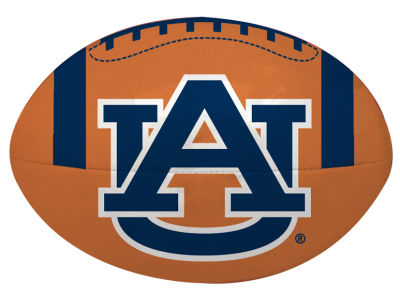 Auburn Tigers Quick Toss Softee Football