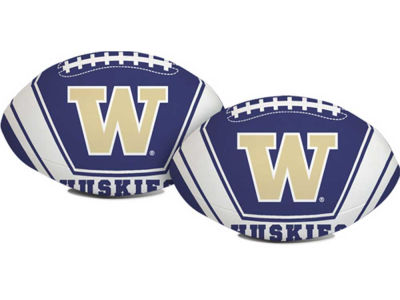Washington Huskies Softee Goaline Football 8inch