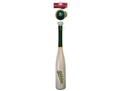 Oakland Athletics Grand Slam Softee Bat and Ball Set