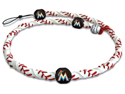 Miami Marlins Frozen Rope Necklace