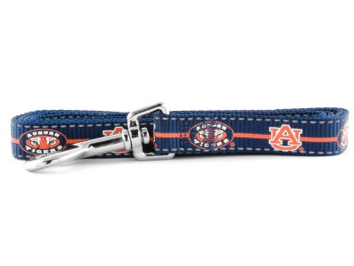 Auburn Tigers Dog Lead Med. 4