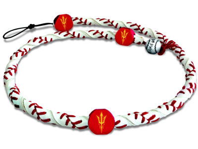 Arizona State Sun Devils Frozen Rope Necklace