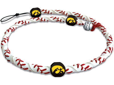 Iowa Hawkeyes Frozen Rope Necklace