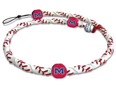 Ole Miss Rebels Frozen Rope Necklace