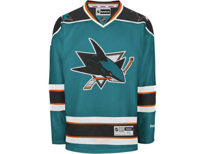 San Jose Sharks Reebok NHL Men's Premier Jersey