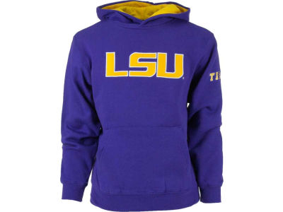LSU Tigers NCAA Youth Big Logo Hoodie