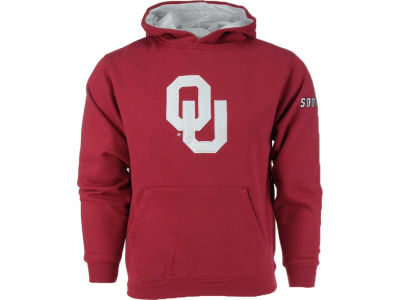 Oklahoma Sooners NCAA Youth Big Logo Hoodie