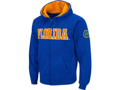 Florida Gators NCAA Youth Block Full Zip Hoodie