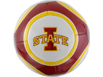 Iowa State Cyclones NCAA Soccer Ball