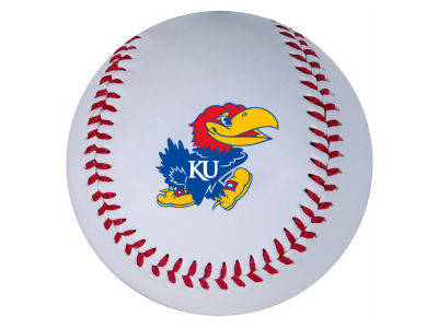 Kansas Jayhawks NCAA Baden Team Logo Baseball
