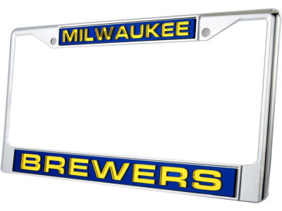 Milwaukee Brewers Laser Frame Rico