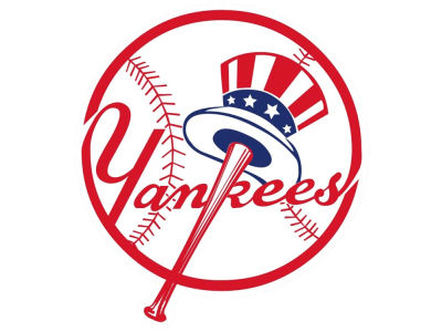 New York Yankees Static Cling Decal