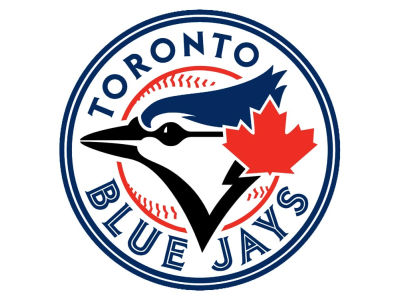 Toronto Blue Jays Static Cling Decal