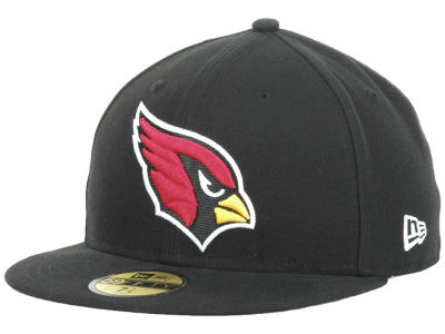 Arizona Cardinals New Era NFL Custom On Field Basic 59FIFTY Cap