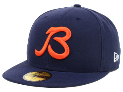 Chicago Bears New Era NFL Custom On Field Basic 59FIFTY Cap