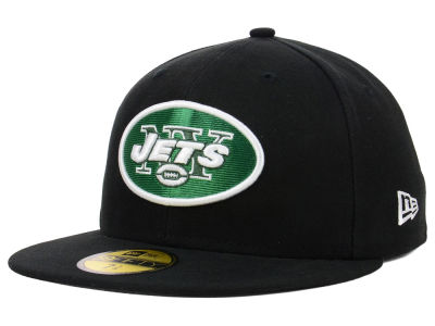 New York Jets New Era NFL 2012 On Field 59FIFTY Cap