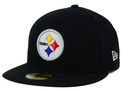 Pittsburgh Steelers New Era NFL 2012 On Field 59FIFTY Cap