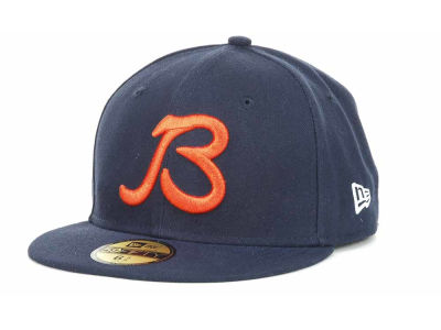 Chicago Bears New Era NFL Youth Custom Basic 59FIFTY Cap