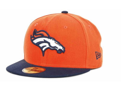 Denver Broncos New Era NFL 2012 Kids On Field 59FIFTY Cap