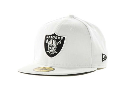 Oakland Raiders New Era NFL 2012 Kids On Field 59FIFTY Cap