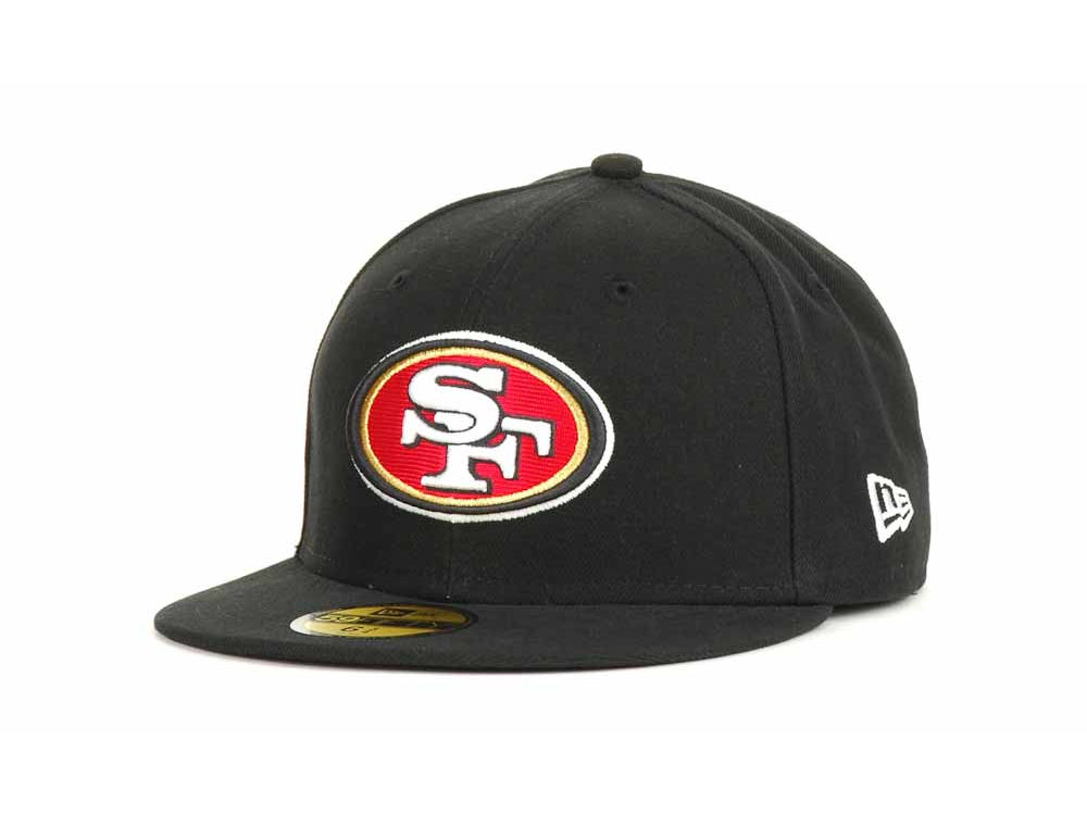 San Francisco 49ers New Era NFL 2012 Kids On Field 59FIFTY Cap  4cabc1f02