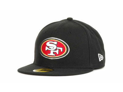 San Francisco 49ers New Era NFL 2012 Kids On Field 59FIFTY Cap