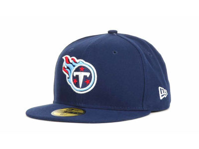 Tennessee Titans New Era NFL 2012 Kids On Field 59FIFTY Cap