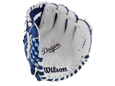 Los Angeles Dodgers Tee Ball Glove