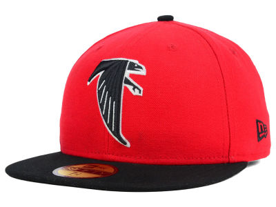 Atlanta Falcons New Era NFL 2012 On Field Classics 59FIFTY Cap