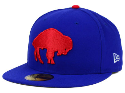 Buffalo Bills New Era NFL 2012 On Field Classics 59FIFTY Cap