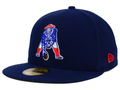 New England Patriots New Era NFL 2012 On Field Classics 59FIFTY Cap