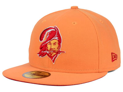 Tampa Bay Buccaneers New Era NFL 2012 On Field Classics 59FIFTY Cap