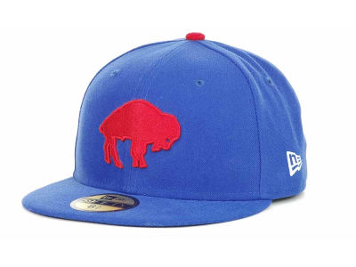 Buffalo Bills New Era NFL 2012 Kids Classics 59FIFTY Cap
