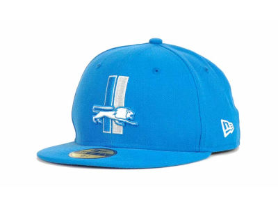 Detroit Lions New Era NFL 2012 Kids Classics 59FIFTY Cap