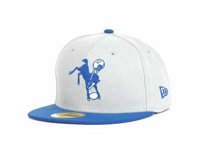 Indianapolis Colts New Era NFL 2012 Kids Classics 59FIFTY Cap