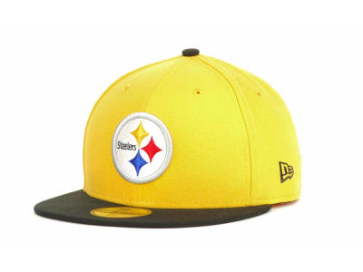Pittsburgh Steelers New Era NFL 2012 Kids Classics 59FIFTY Cap