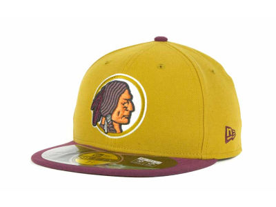Washington Redskins New Era NFL 2012 Kids Classics 59FIFTY Cap