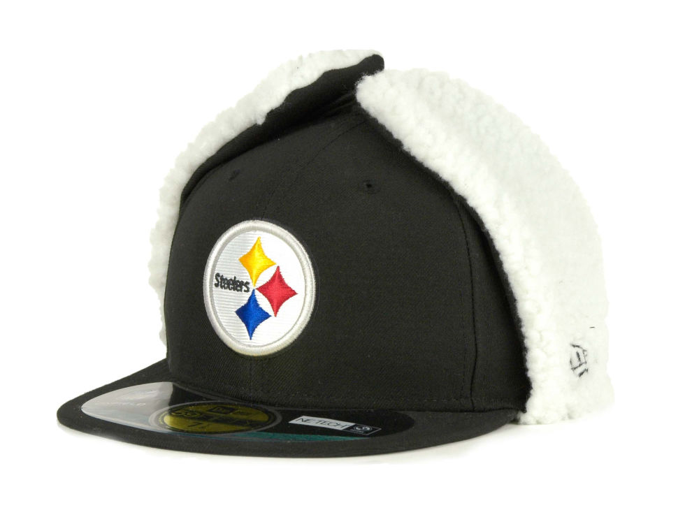 a77a21c2d Pittsburgh Steelers New Era NFL On Field Dog Ear 59FIFTY Cap