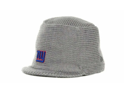 New York Giants New Era NFL Womens Snow Sergeant Knit Cap