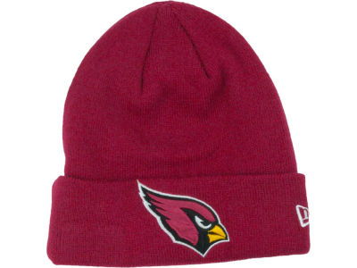 Arizona Cardinals New Era NFL Basic Cuff Knit