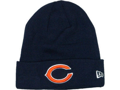 Chicago Bears New Era NFL Basic Cuff Knit