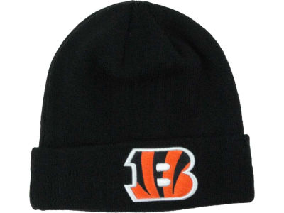 Cincinnati Bengals New Era NFL Basic Cuff Knit