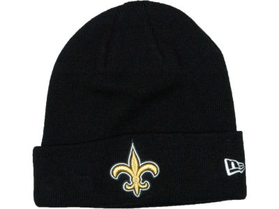 New Orleans Saints New Era NFL Basic Cuff Knit