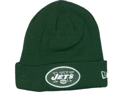 New York Jets New Era NFL Basic Cuff Knit